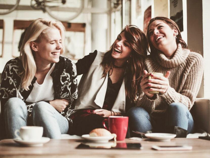 club delle donne stare insieme fa bene