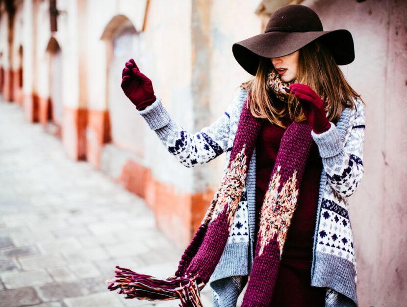 cappelli inverno moda
