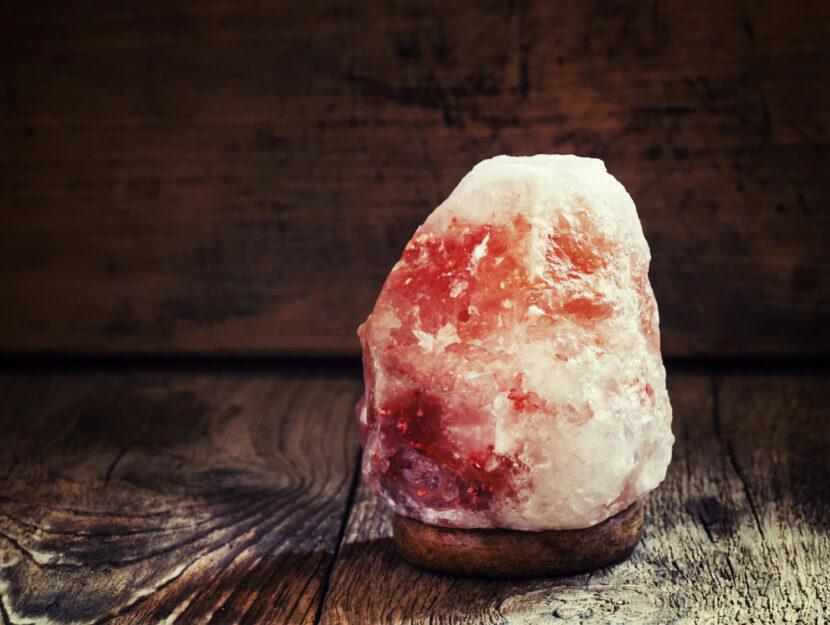 lampada di sale himalaya