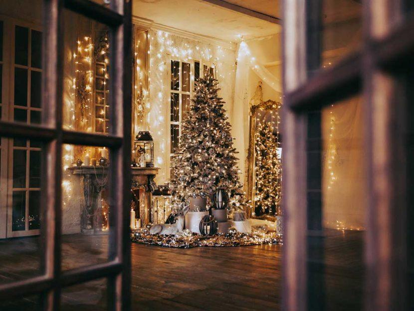 luci natalizie amazon casa