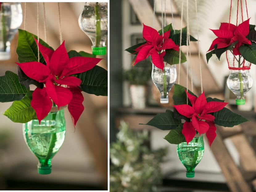 4 Idee Per Decorare Casa Con La Stella Di Natale Donna Moderna