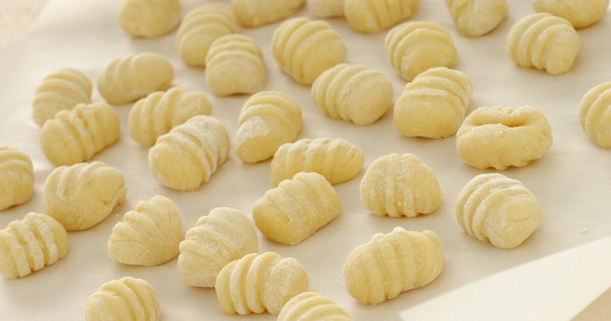 Ricetta Di Gnocchi Senza Glutine.Come Fare Gli Gnocchi Senza Glutine Donna Moderna