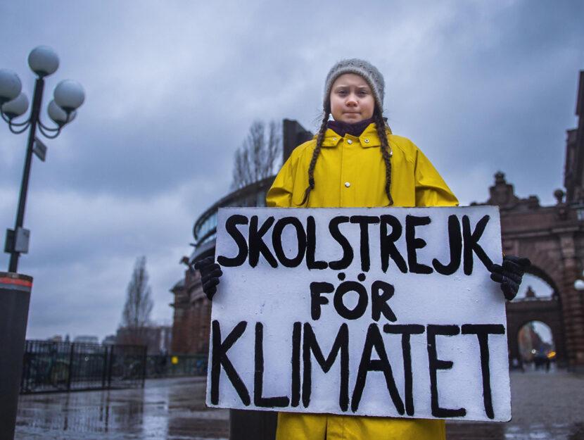 Greta Thunberg Stoccolma Cop24 clima