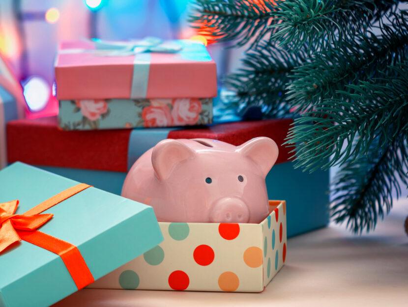 Natale: risparmi sotto l'albero