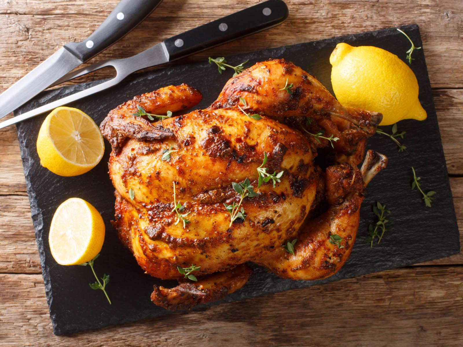 Ricette Italiana Di Pollo.Pollo Ricette Migliori Per Cucinarlo In Tutti I Modi Donna Moderna