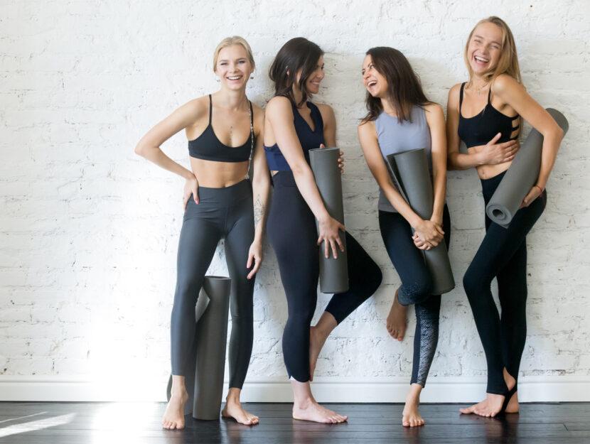 tappetini yoga pilates