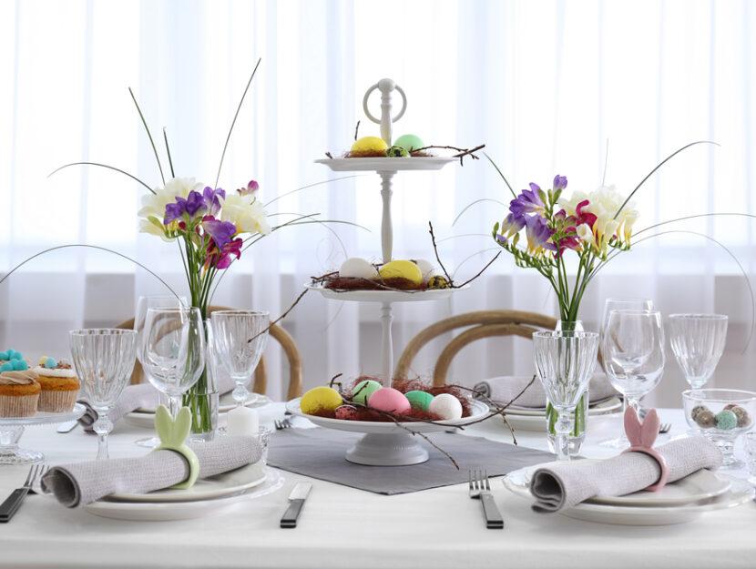 Tavola di Pasqua: come decorare e apparecchiare per gli ...