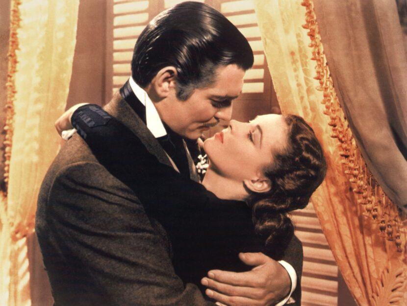 Una raccolta delle frasi più belle di Rossella O'Hara e Rhett Butler, protagonisti di Via col Vento