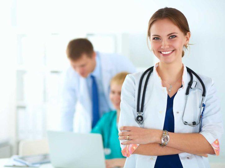 medico-donna