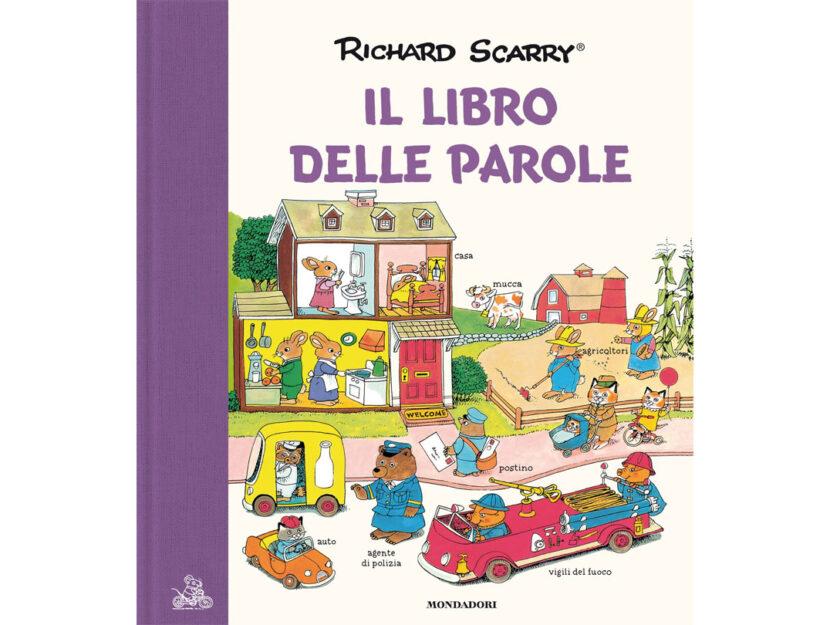 "Copyright ""c"" 2019 The Richard Scarry Corporation AG - Tratta dal libro di Richard Scarry ""Il libro"