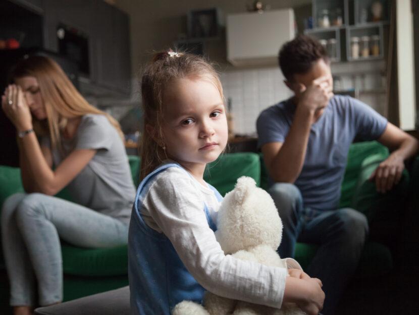 separazioni figli divorzi
