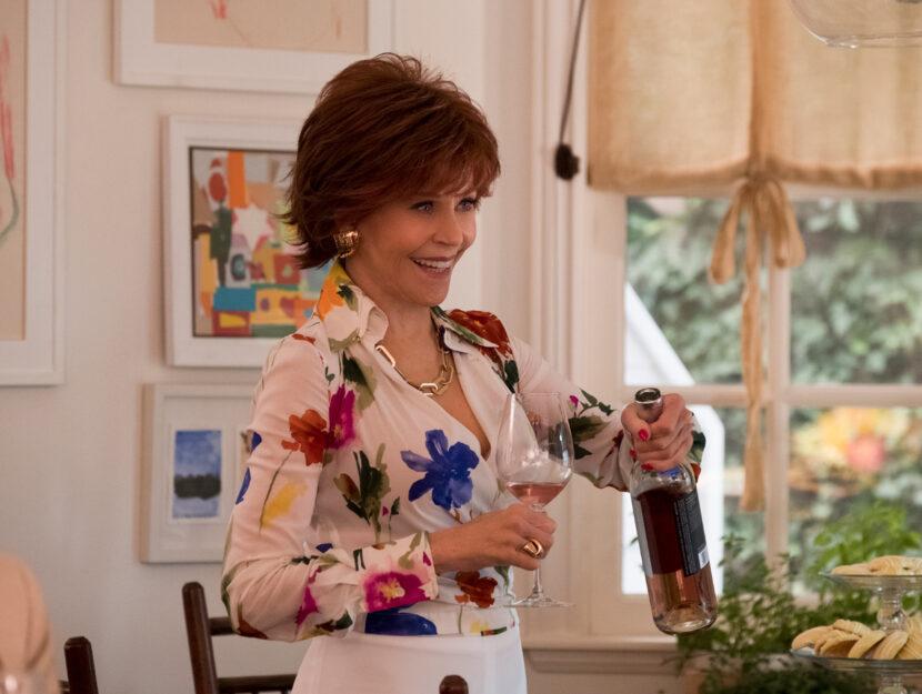"""Jane Fonda in""""Book club - Tutto può succedere"""""""