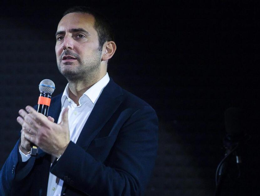 Il Sottosegretario alla Presidenza del Consiglio con delega alle politiche giovanili Vincenzo Spadaf
