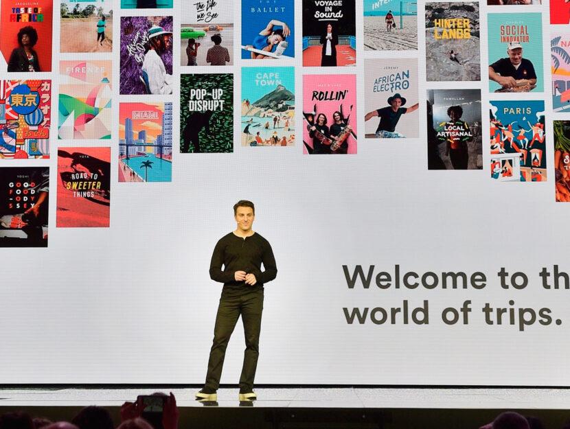 Brian Chesky, co-fondatore di Airbnb, ha nel curriculum una laurea in Belle arti. FotoStefanie Ke