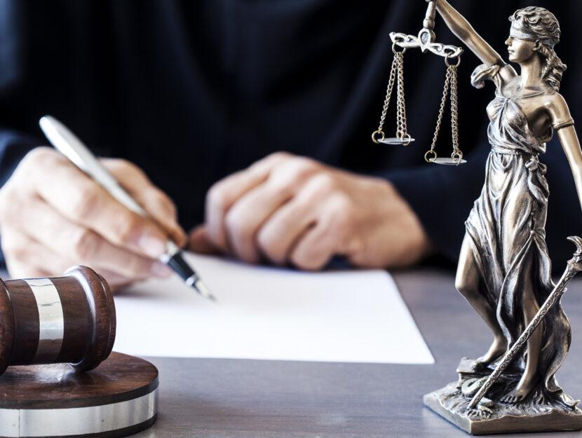 Processo tribunale guidice sentenza