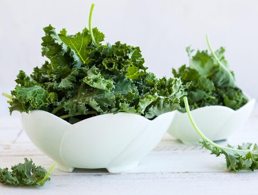 Kale o cavolo riccio