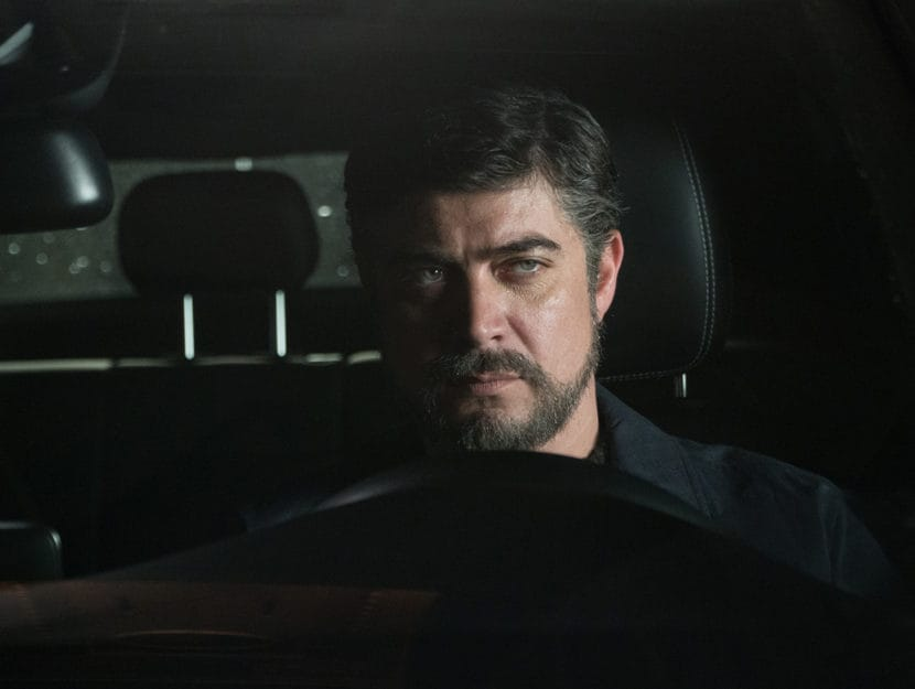 """Riccardo Scamarcio nel thriller """"Non sono un assassino"""" diretto da Andrea Zaccariello. Nel cast anch"""