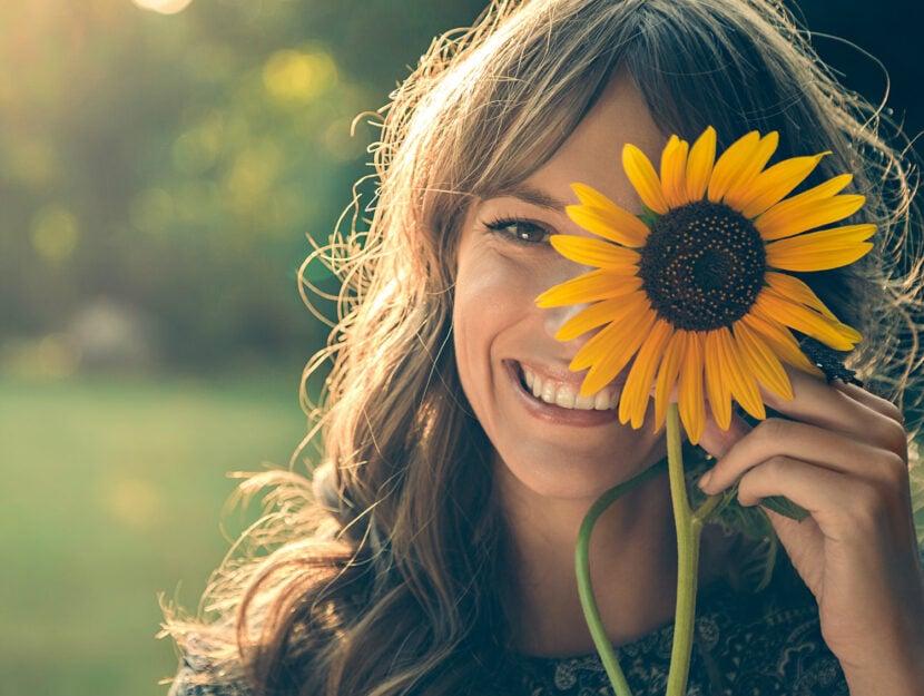 7 motivi per sorridere