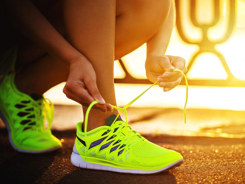 running scarpa vesciche