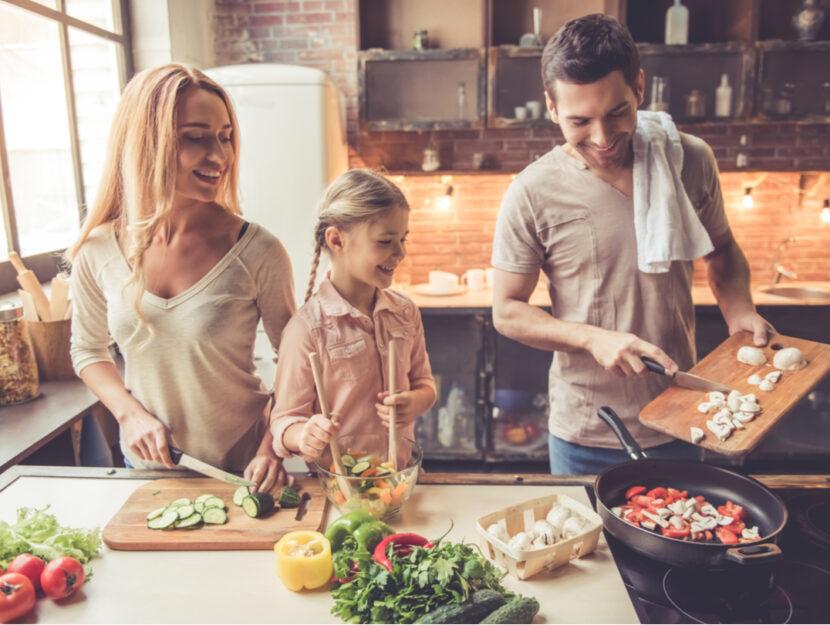 8 errori da non fare nel cucinare per i bambini