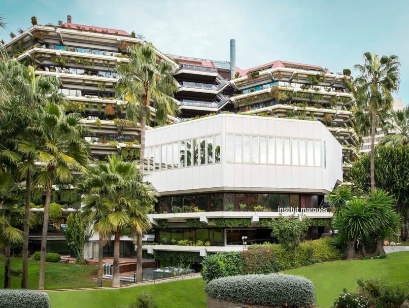 L'Institut Marquès a Barcellona