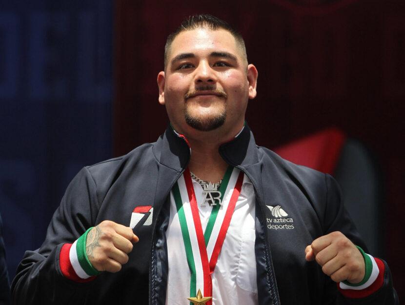 Boxer Andy Ruiz Jr