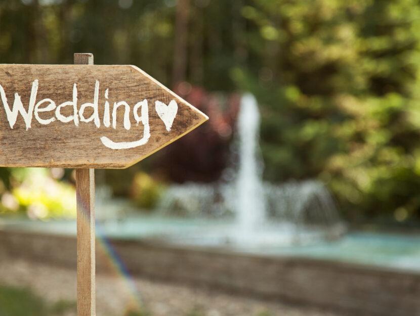 Auguri di matrimonio