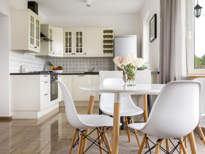 Cucina Open Space Come Arredare Cucina E Soggiorno Ambiente Unico Donna Moderna