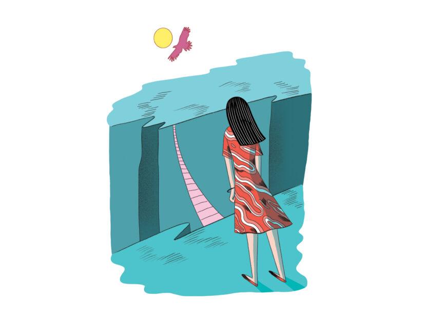 Illstrazione di Elisa Macellari