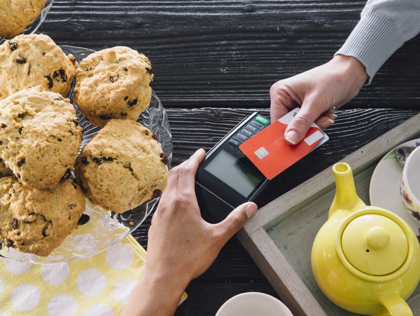 Sconens pagare carta credito