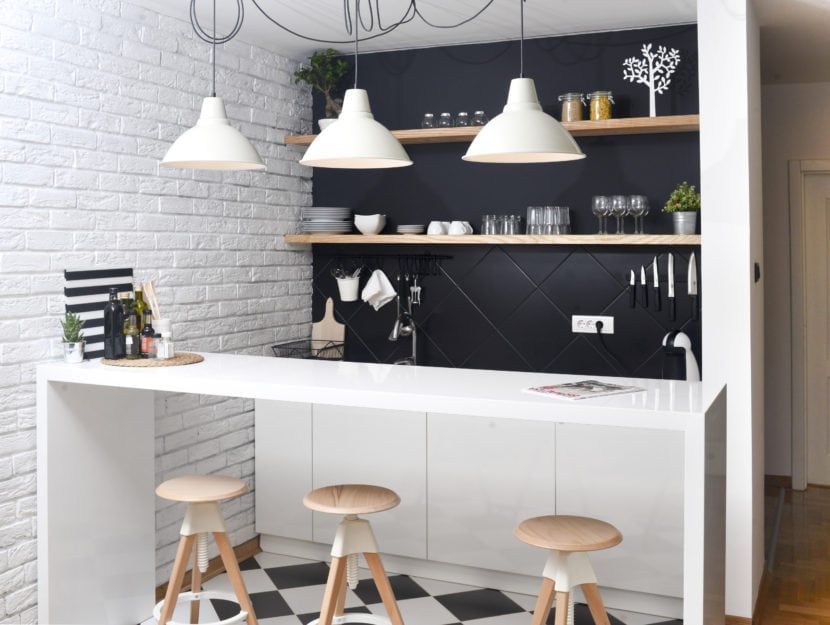 Idee Cucina Piccoli Spazi.Come Arredare Una Cucina Piccola Idee Consigli Foto Donna Moderna