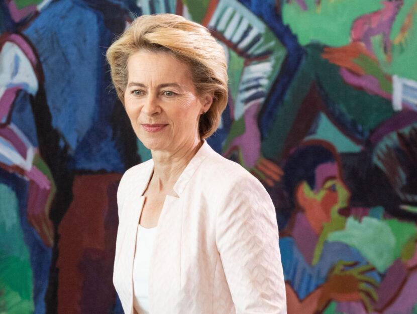 Ursula von Der Leyen. Foto diOmer Messinger/Getty Images