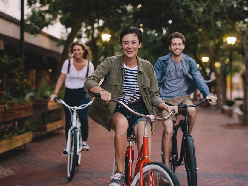 bicicletta citta
