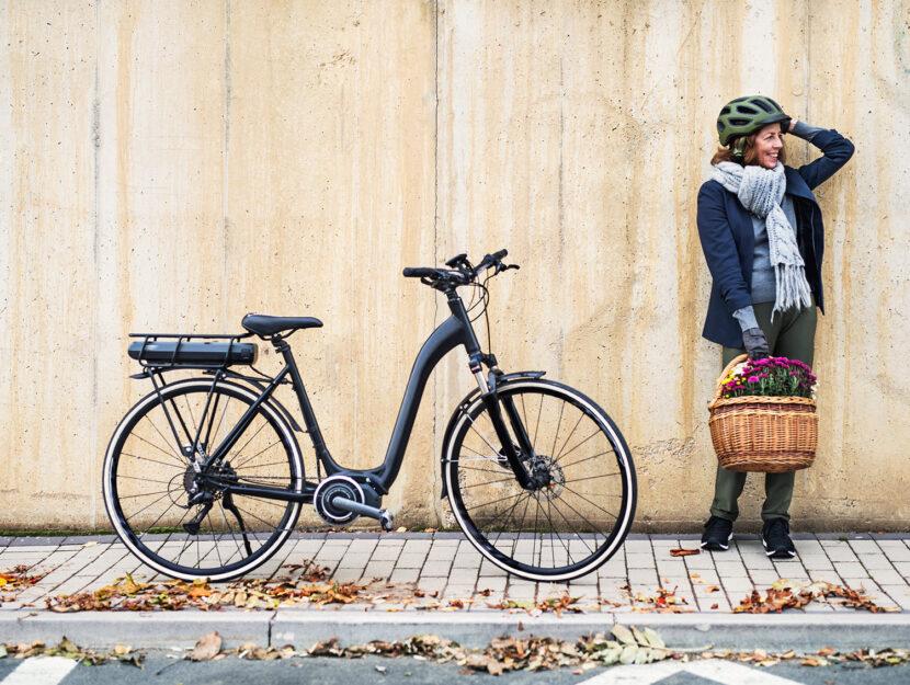 ebike bici pedalata assistita
