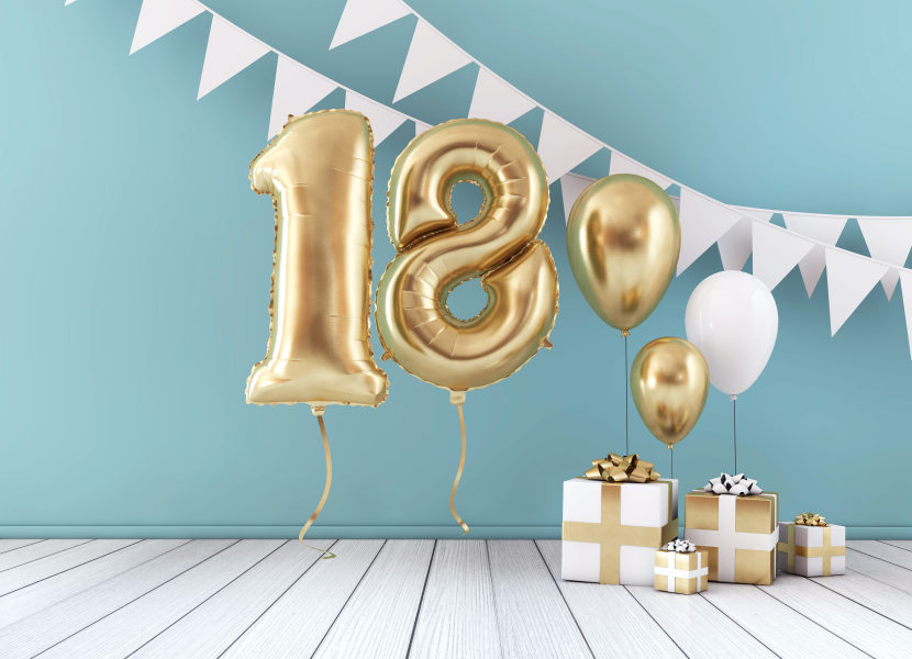 spesso Auguri di compleanno per i 18 anni: frasi per chi diventa OP83
