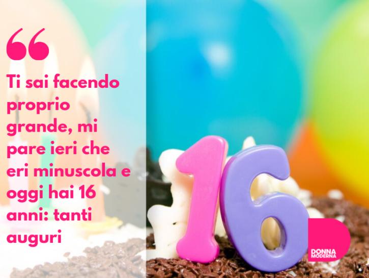 Conosciuto Auguri di compleanno per una figlia o un figlio - Donna Moderna WF58