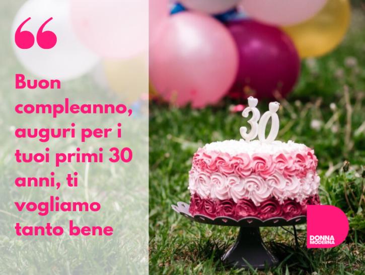 abbastanza Auguri di compleanno per una figlia o un figlio - Donna Moderna EF08