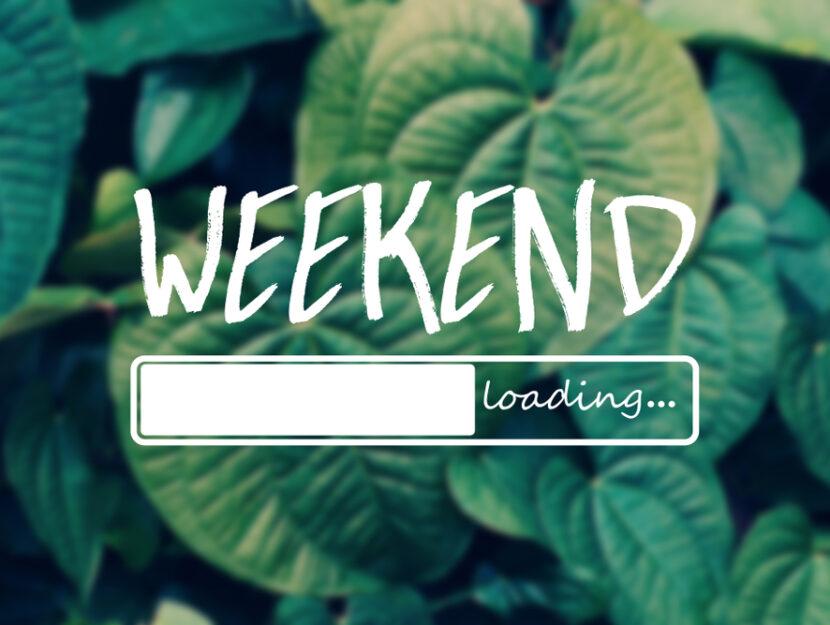cosa fare nel weekend