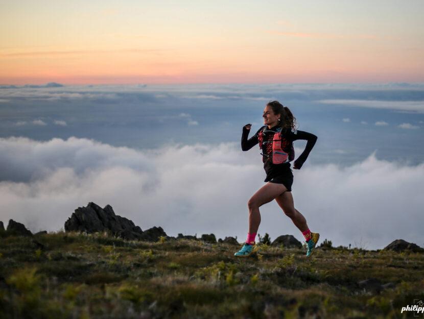 Hilary Gerardi,atleta Scarpa, 32 anni, statunitense d'origine e francese d'adozione, campiones