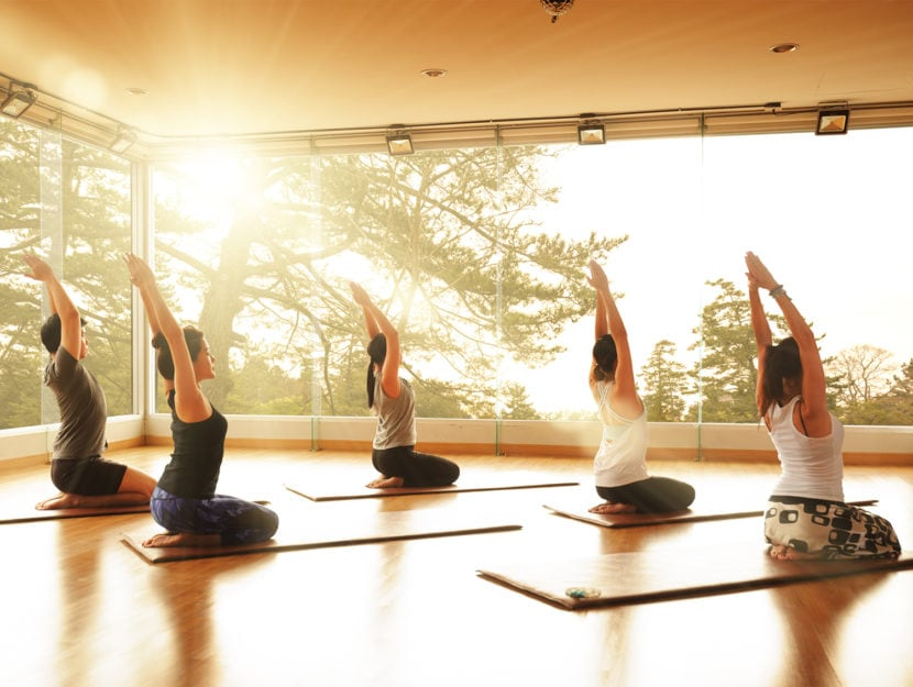 scegliere un corso yoga