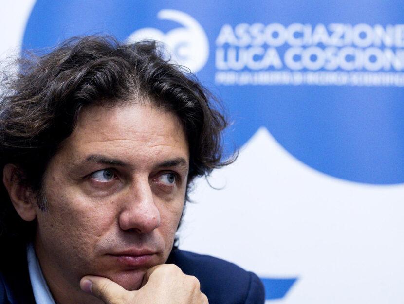 Marco Cappato, leader dell'Associazione Luca Coscioni e dal 2017 imputato per aver aiutato Dj Fabo