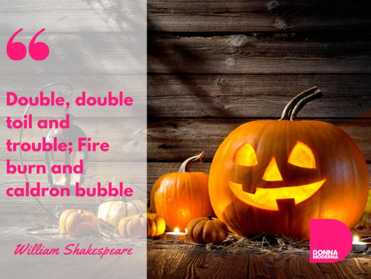 Frasi Halloween Paurose.Frasi Per Halloween 2020 Auguri Per Il 31 Ottobre Donna Moderna