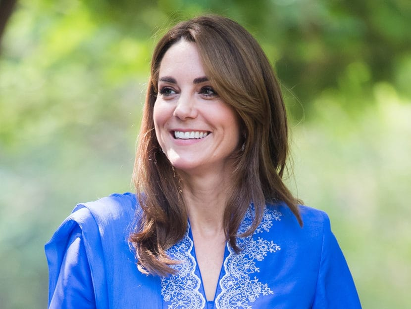 Kate Middleton visita alMargalla Hills National Park il 15 ottobre 2019, Islamabad (Pakistan). Fot