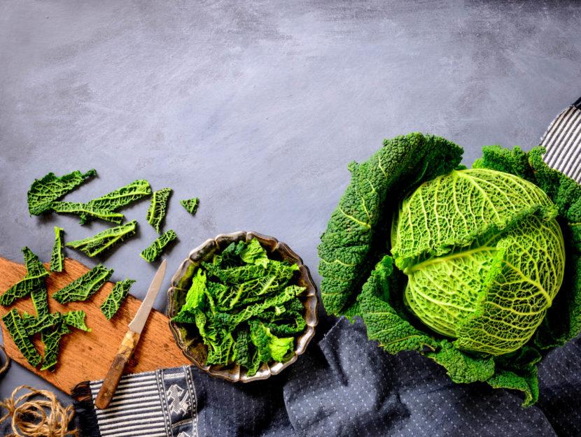 come cucinare cavolo verza