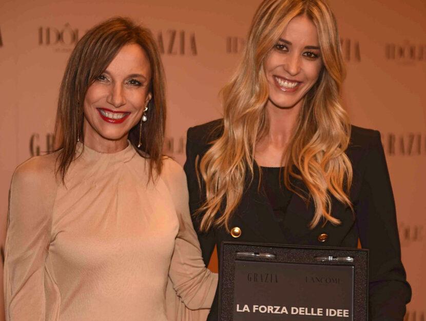 Silvia Grill ;Elena Santarelli