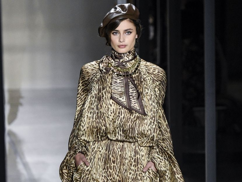 Stampa animalier autunno inverno 2019 2020