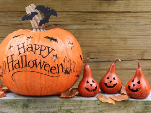 Tutorial decorazioni Halloween con cose riciclate
