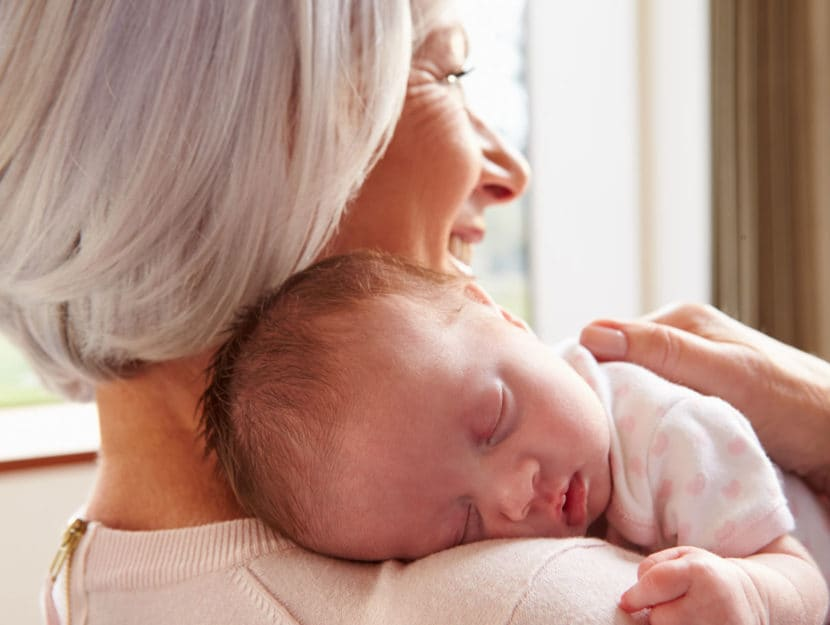 Nonna neonato
