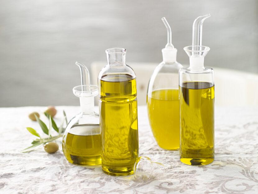 Tipi di olio extravergine d'oliva