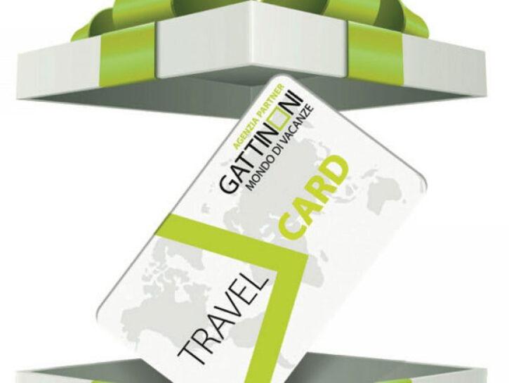 Travel Card Gattinoni